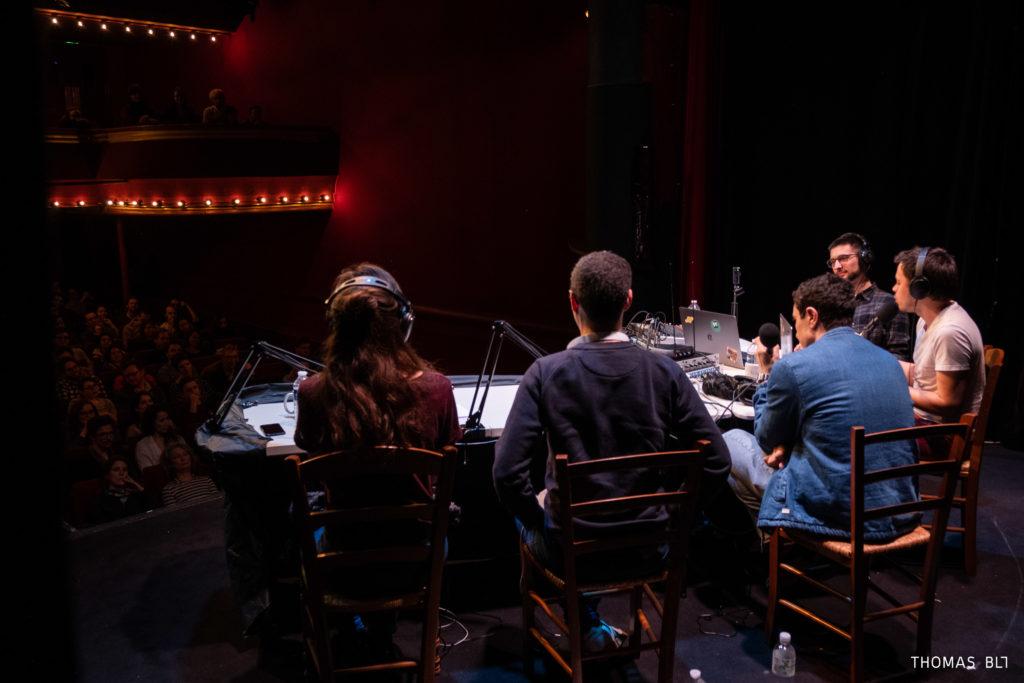 Camille, Hisham, Yacine Belhousse, Ilias, Juan (Live au Splendid) - Pardon Maman