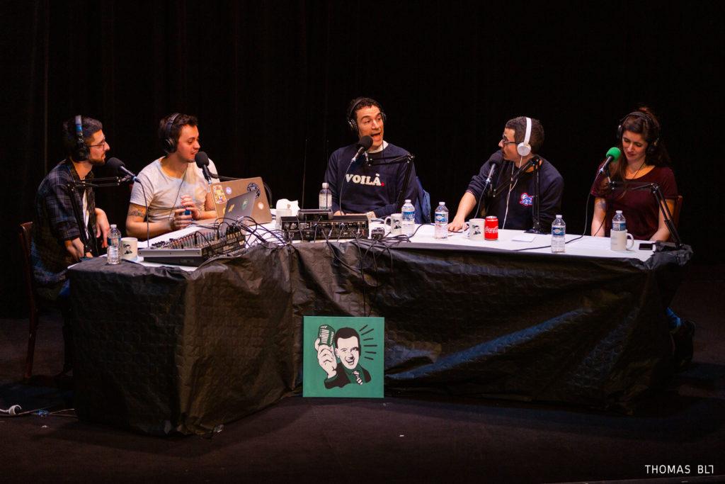 Juan, Ilias, Yacine, Hisham et Camille (Live au Splendid) - Pardon maman