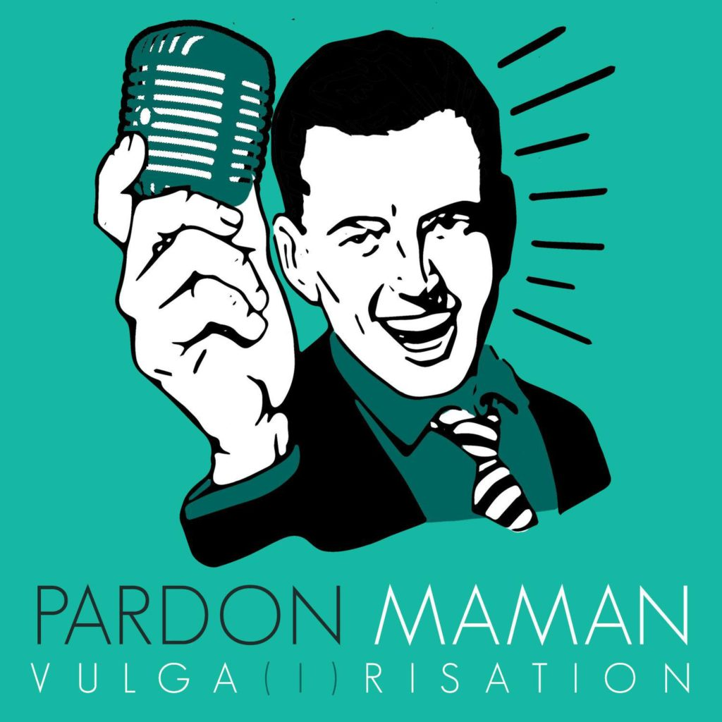 Logo Pardon Maman